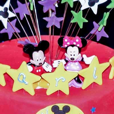 2 Tier Disney Clubhouse