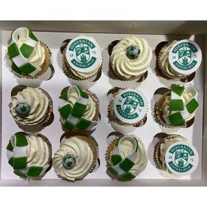 Hibs Cupcakes