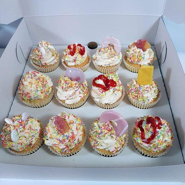 Fun Sweet Cupcakes